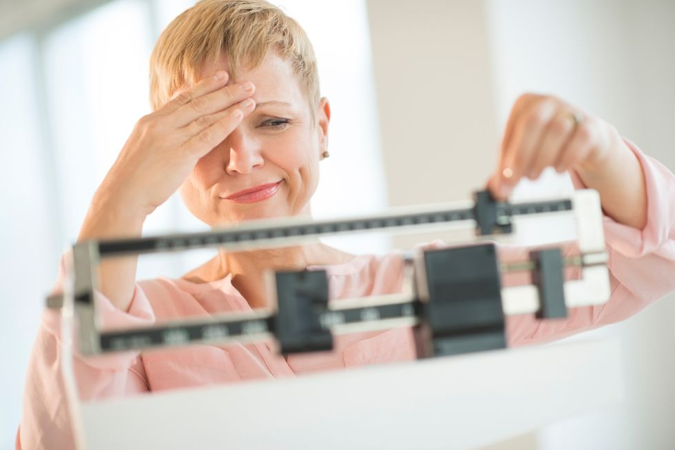 Why Weight Gain Often Comes With Ageb
