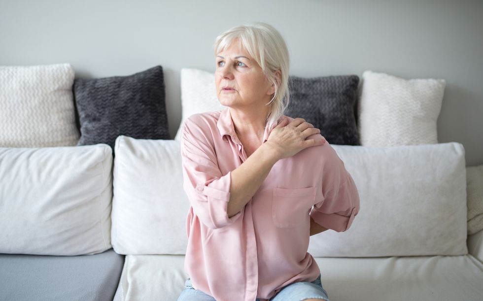 Back Pain Is Not a Normal Part of Aging