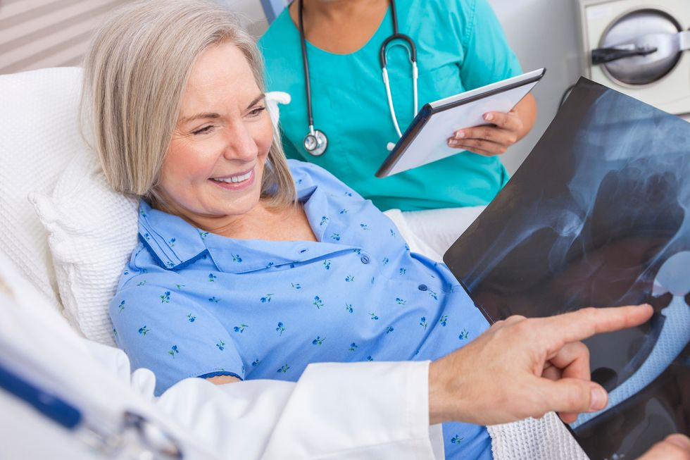 Is Partial Hip Replacement Often the Better Option?