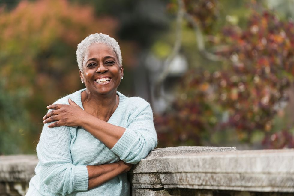 Make healthy aging into menopause your women's health goal