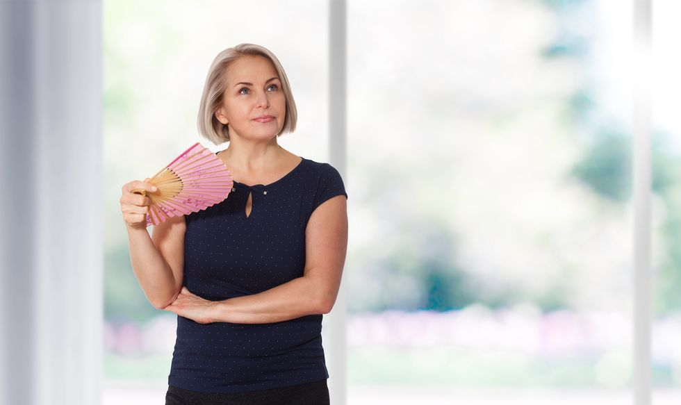 Age at Menopause Impacts Risk of Nonfatal Heart Conditions