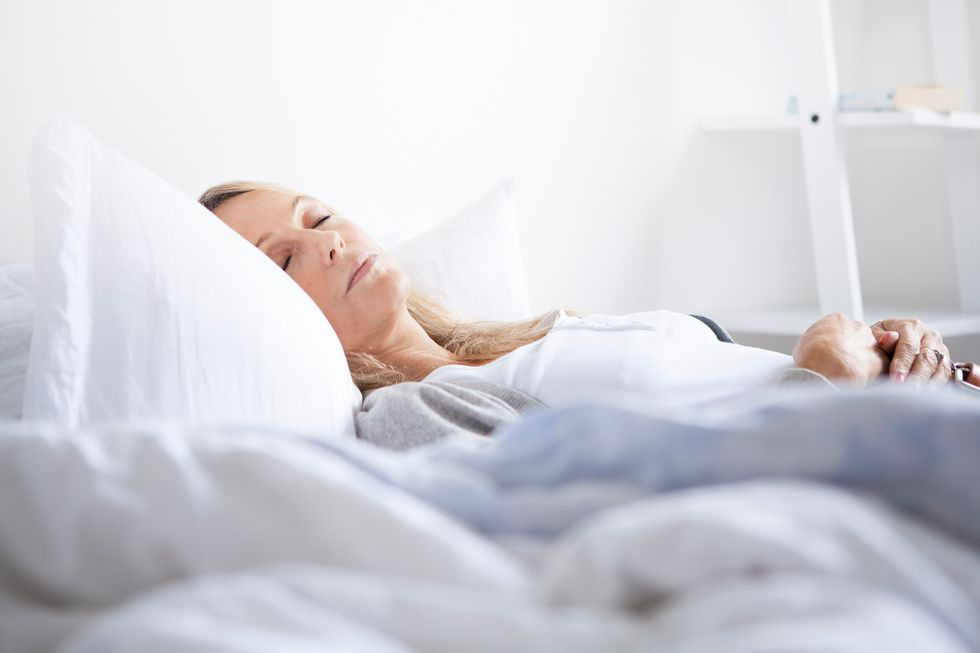 Deep Sleep May Play a Role in Preventing Alzheimer's Disease
