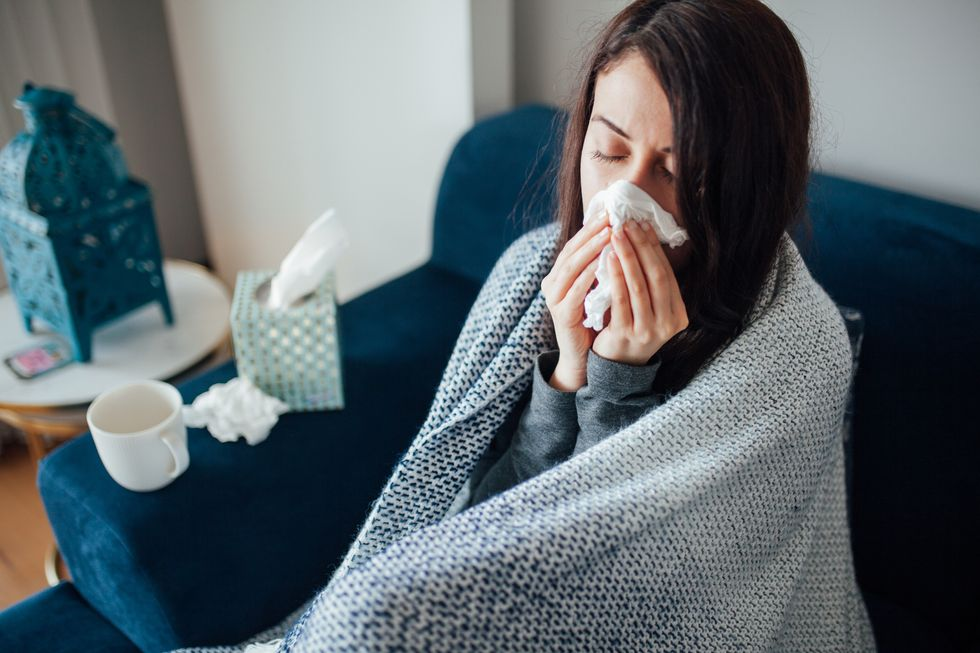 Everything You Want to Know About the Flu Virus