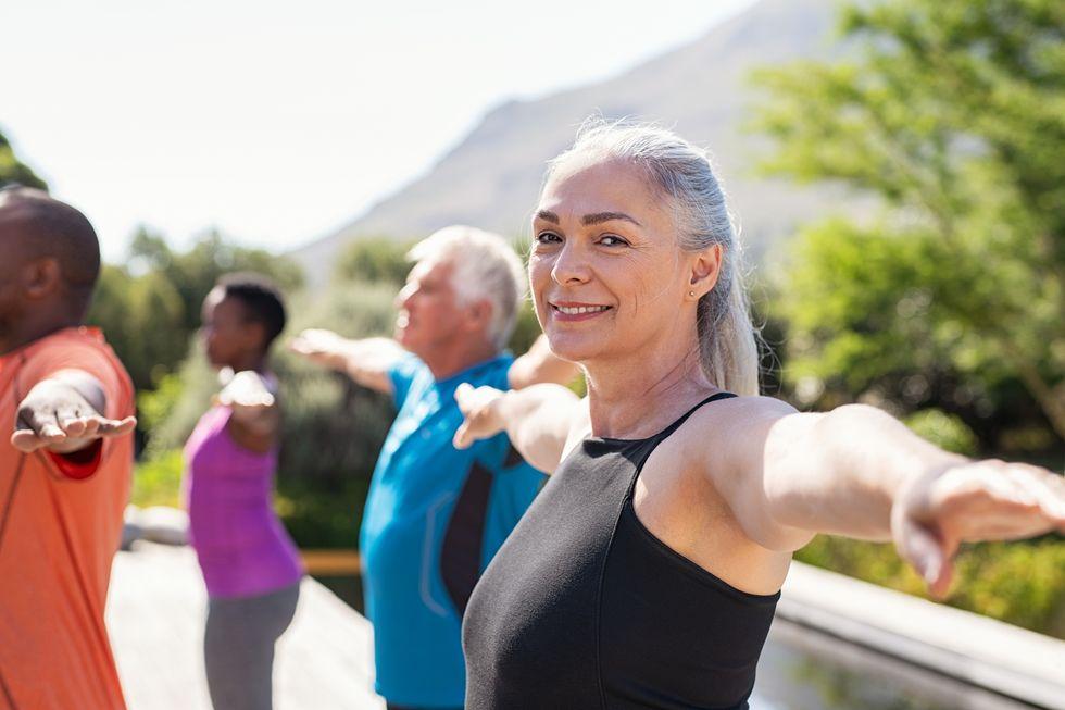 35 Extra Minutes of Exercise Slashes Depression Risk