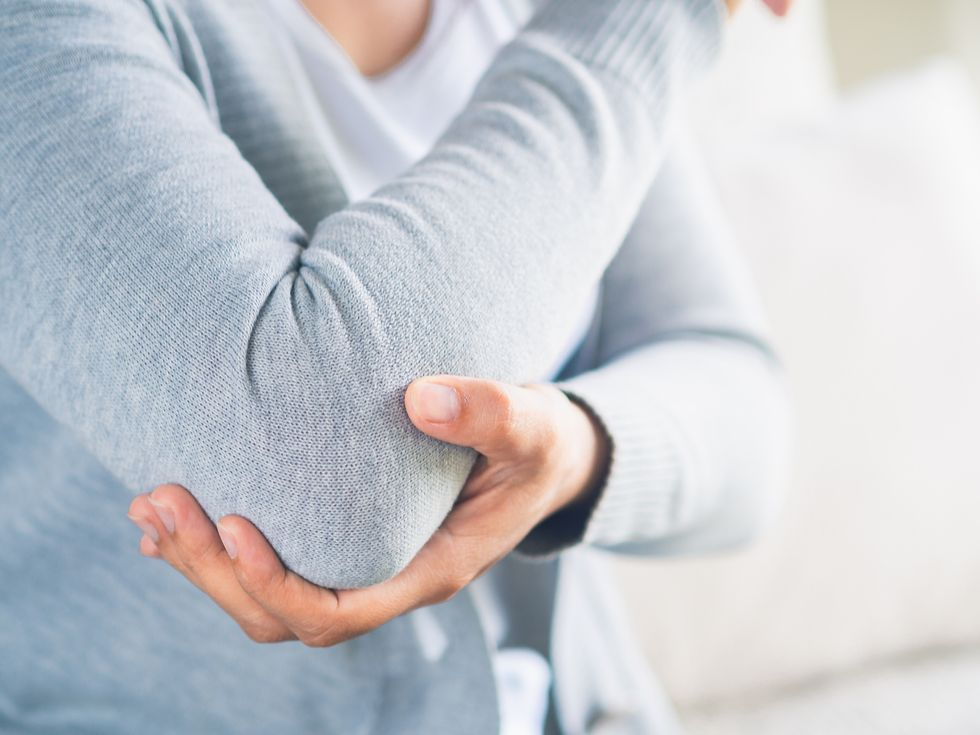 A Numb Arm Led to My Rheumatoid Arthritis Diagnosis