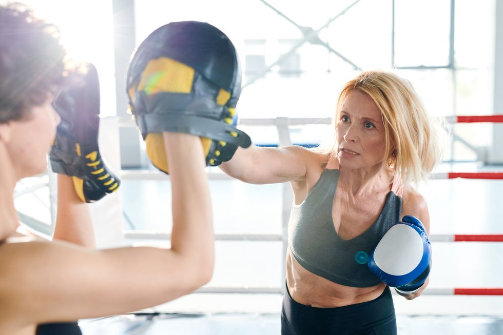 Vigorous Exercise May Extend a Woman's Life