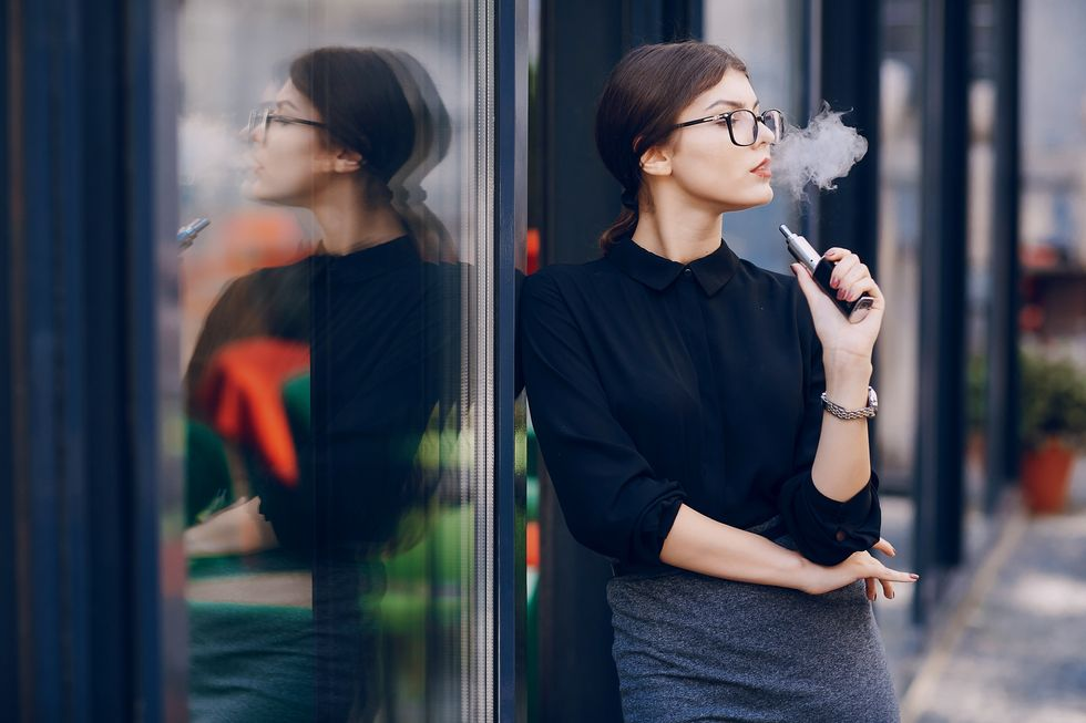 Vaping and Depression: What's the Connection?