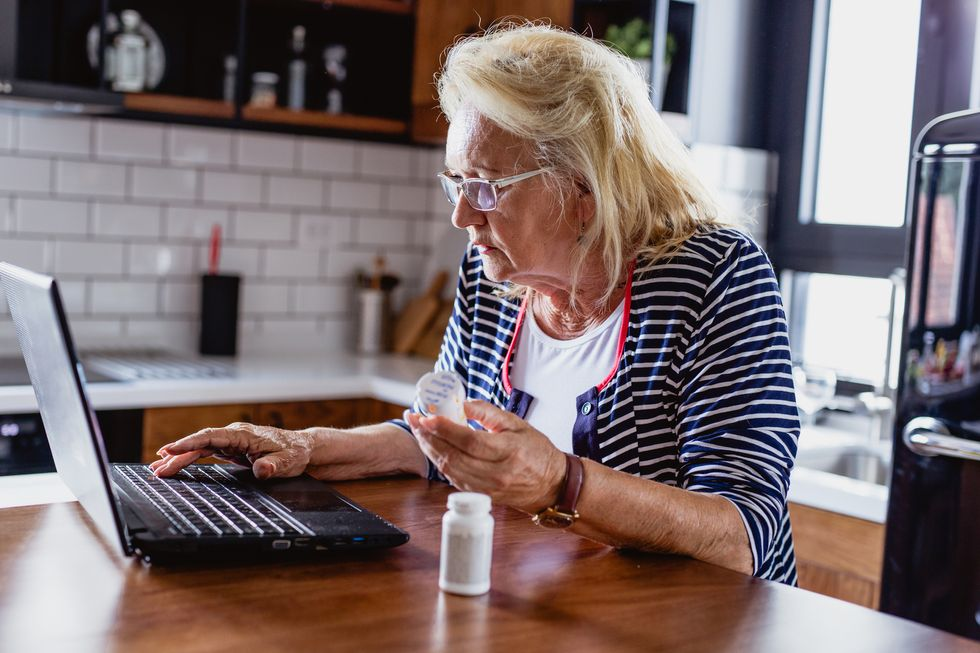 As You Age, Take Only Medications That Matter