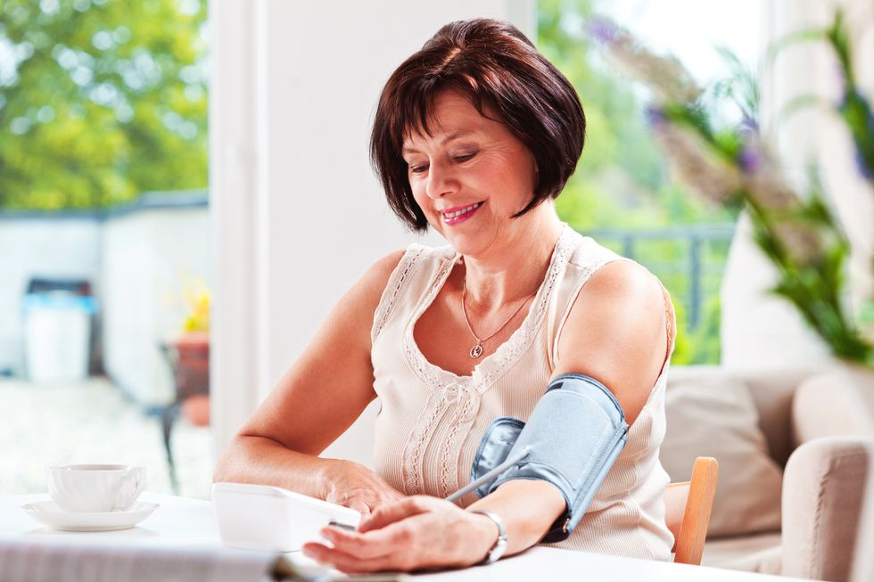 Worried About Dementia? Check This Blood Pressure Number