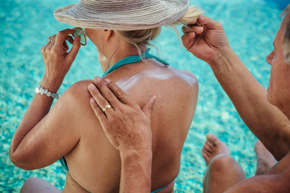 Study Finds That Sunscreen Chemicals Are Absorbed Into Body