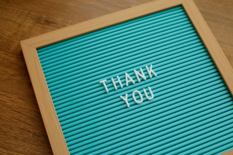Express Gratitude–Not Because You Will Benefit From It, but Others Might