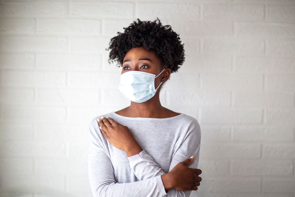 For Black Americans Living Through a Pandemic, the Stakes Are Frighteningly High