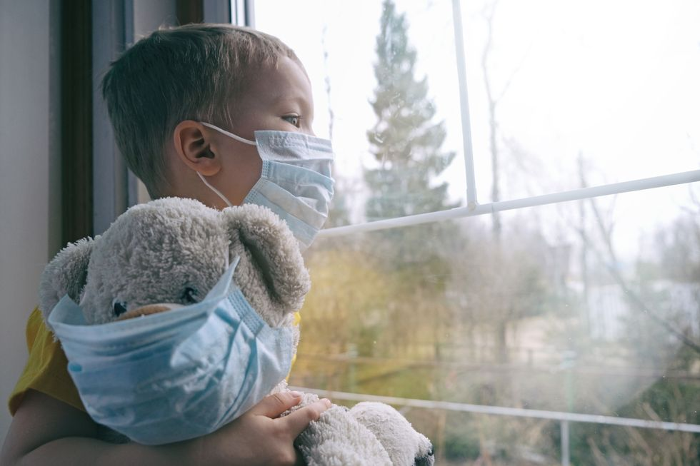 A Mysterious Illness Is Striking Children Amid the Coronavirus Pandemic – but Is It Kawasaki Disease?