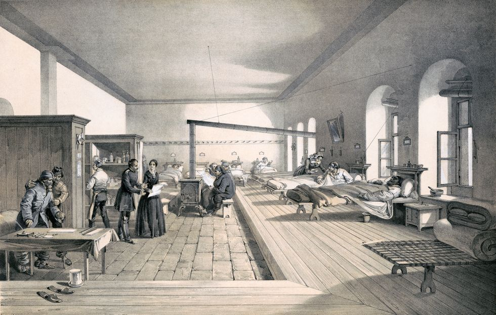 Nurses on the Front Lines: A History of Heroism From Florence Nightingale to Coronavirus