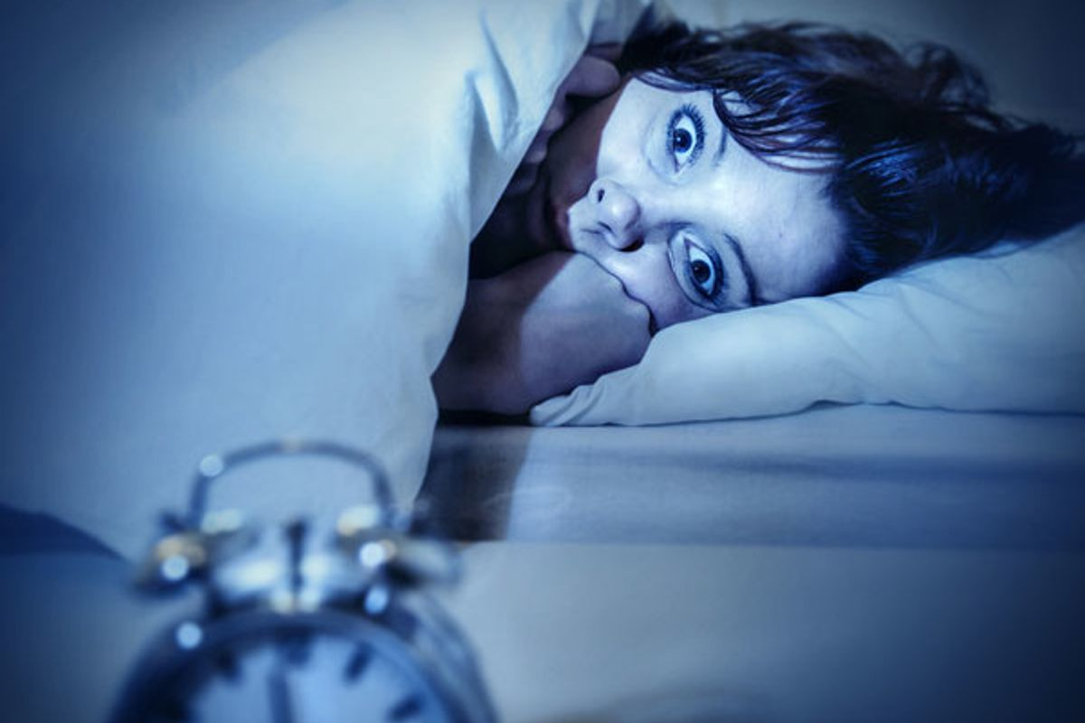 How to Stop Tossing and Turning All Night Long