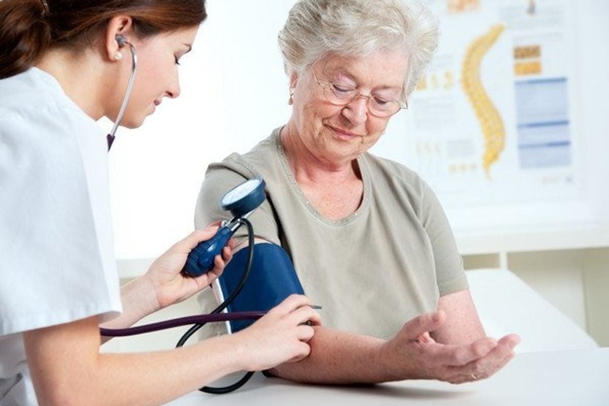 Aggressive Blood Pressure Treatment for Elderly Is Safe and Worth It