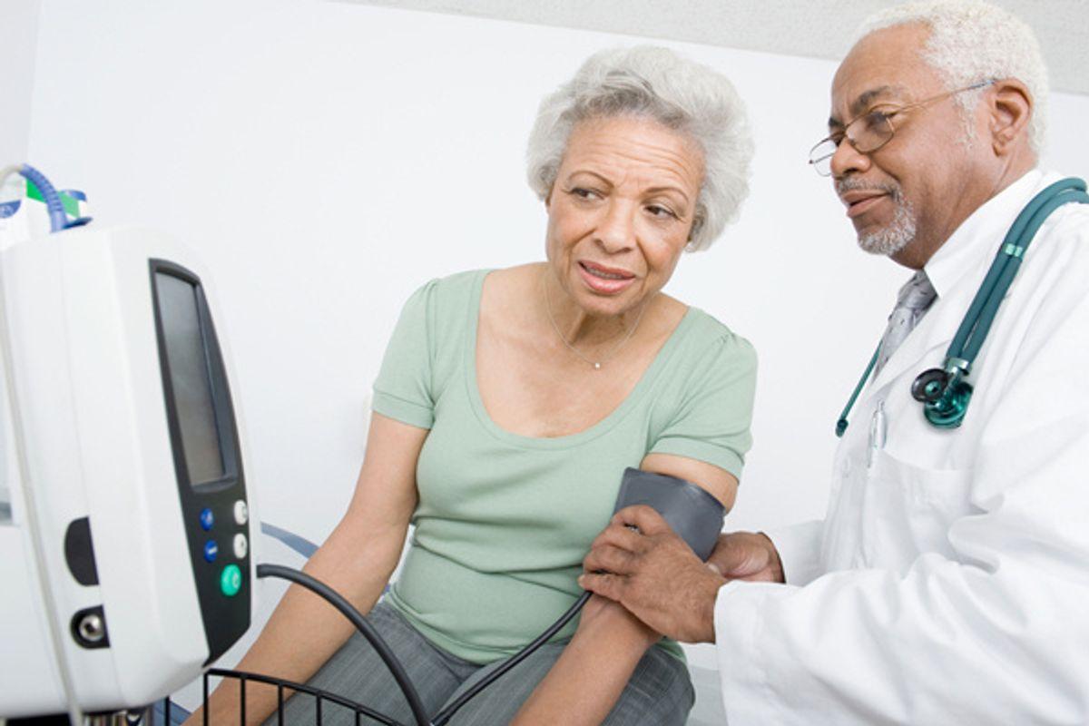 High Blood Pressure May Hike Dementia Risk