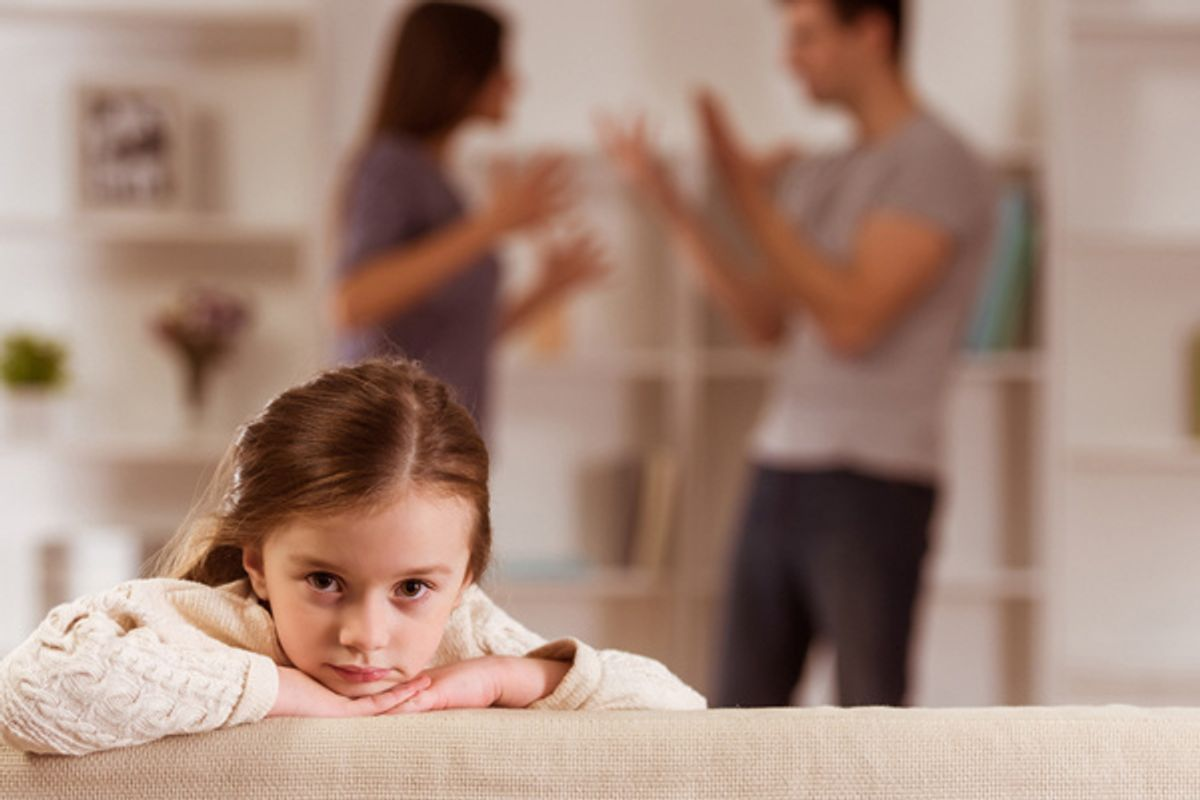 Stressed Childhood Might Raise Risk for High Blood Pressure Later