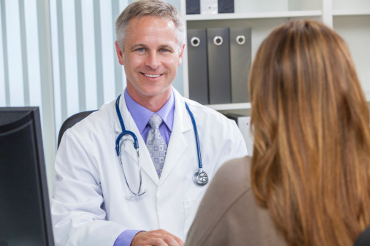 A Midlife Woman's Wish List for Her Medical Team