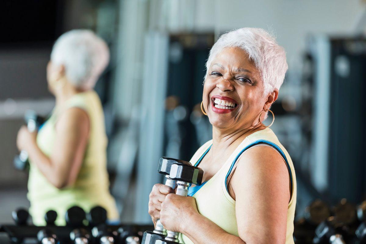 Start Strength Training for Good Health