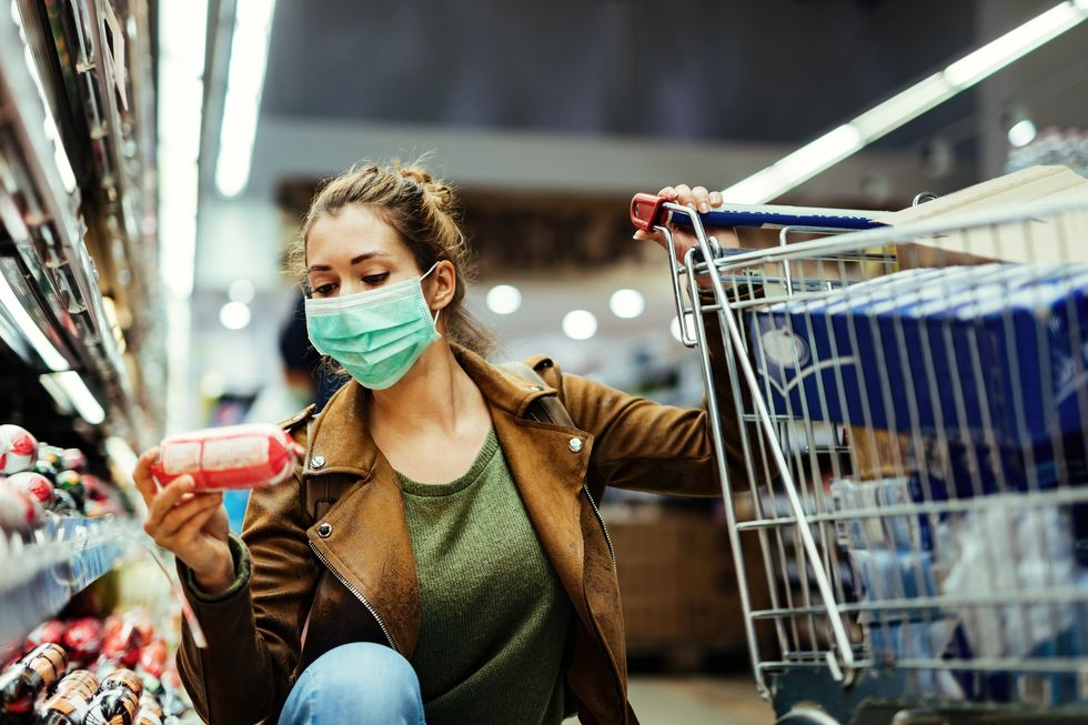 Here's How to Stay Safe While Buying Groceries Amid the Coronavirus Pandemic