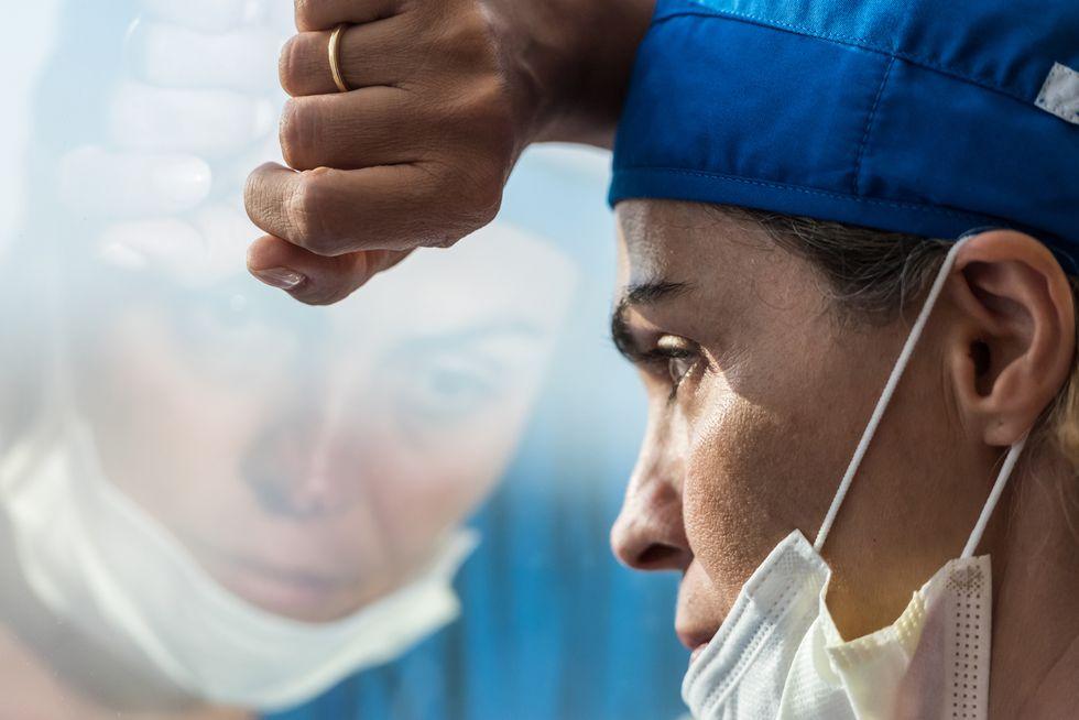 The Psychological Trauma of Nurses Started Long Before Coronavirus