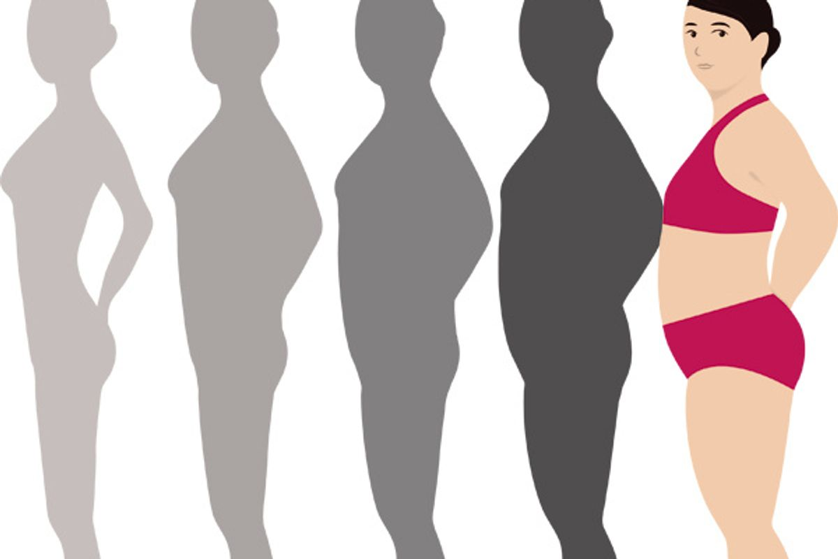 The Truth About Menopause and Weight Gain