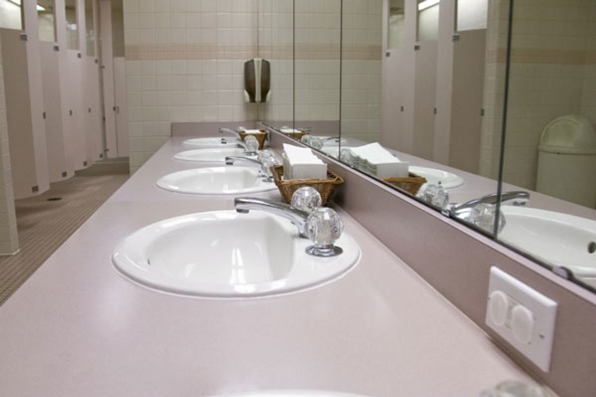 The Gross Thing That Happens When You Share a Bathroom