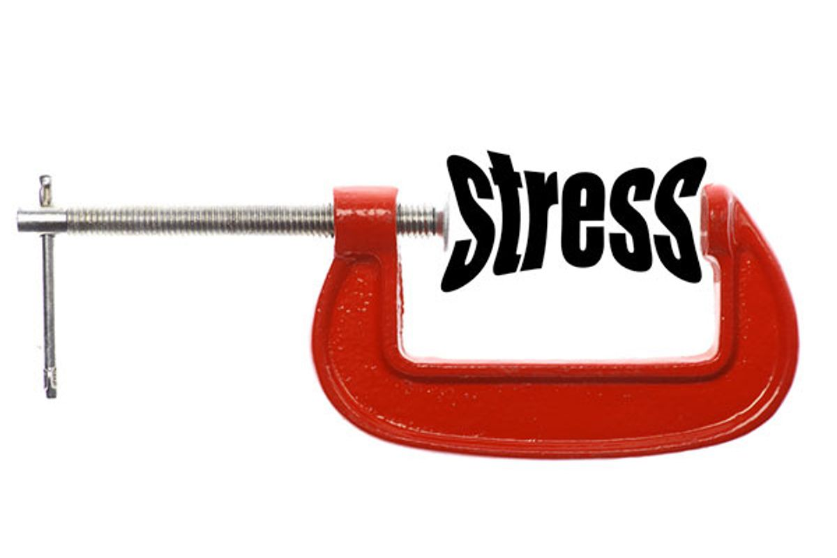 The Connection Between Stress and Weight Loss