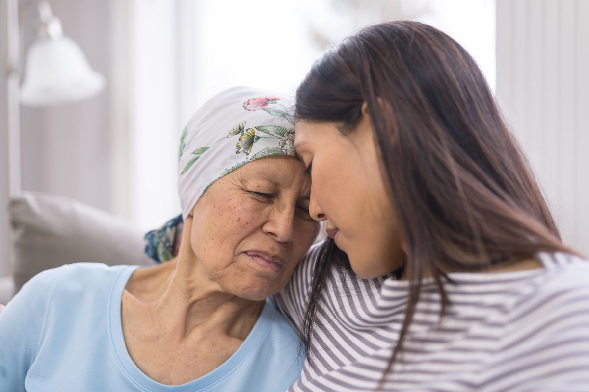 Are You a Caregiver Neglecting Yourself? You're Not Alone