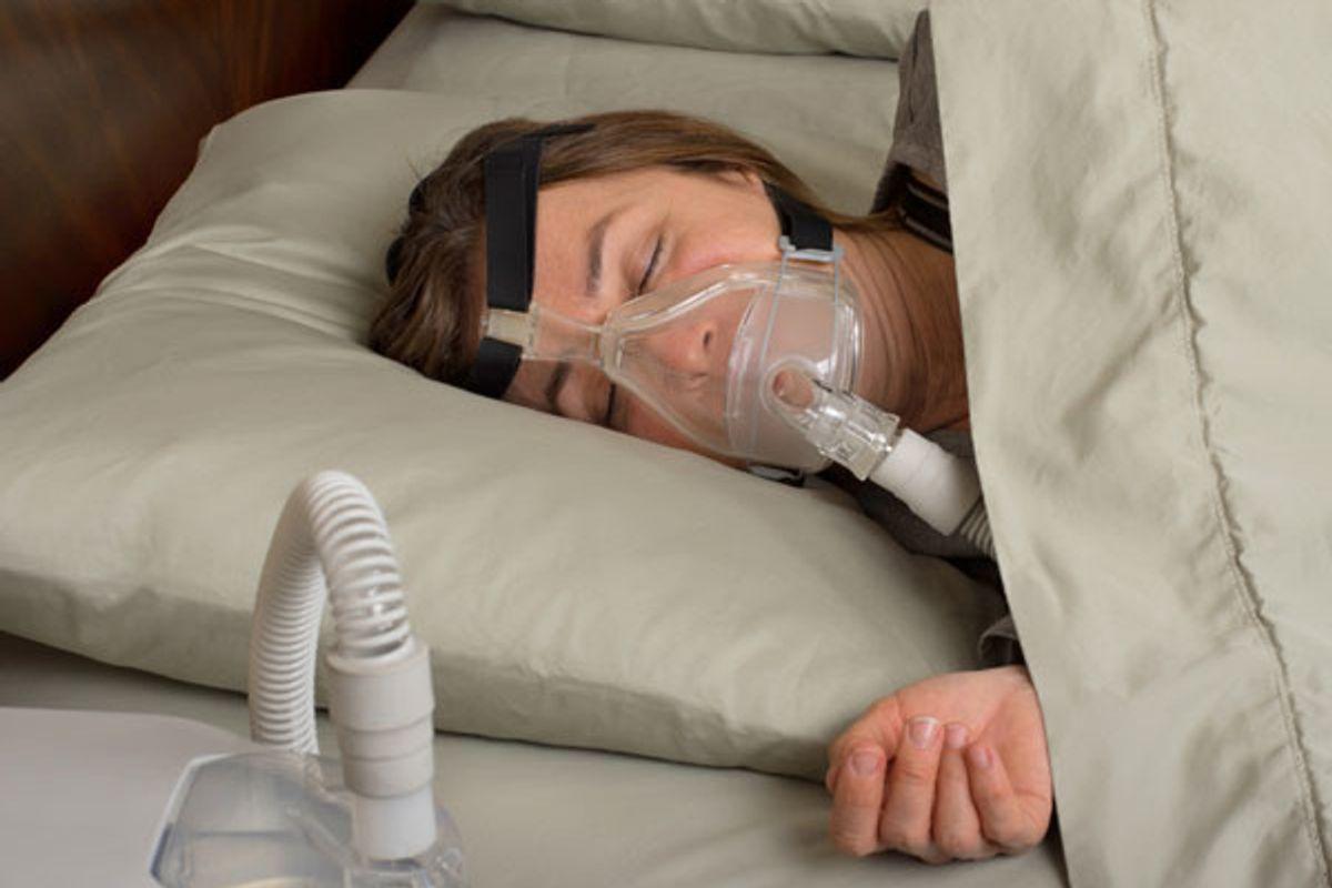 Not Just a Man's Disease—Women Get Sleep Apnea, Too!