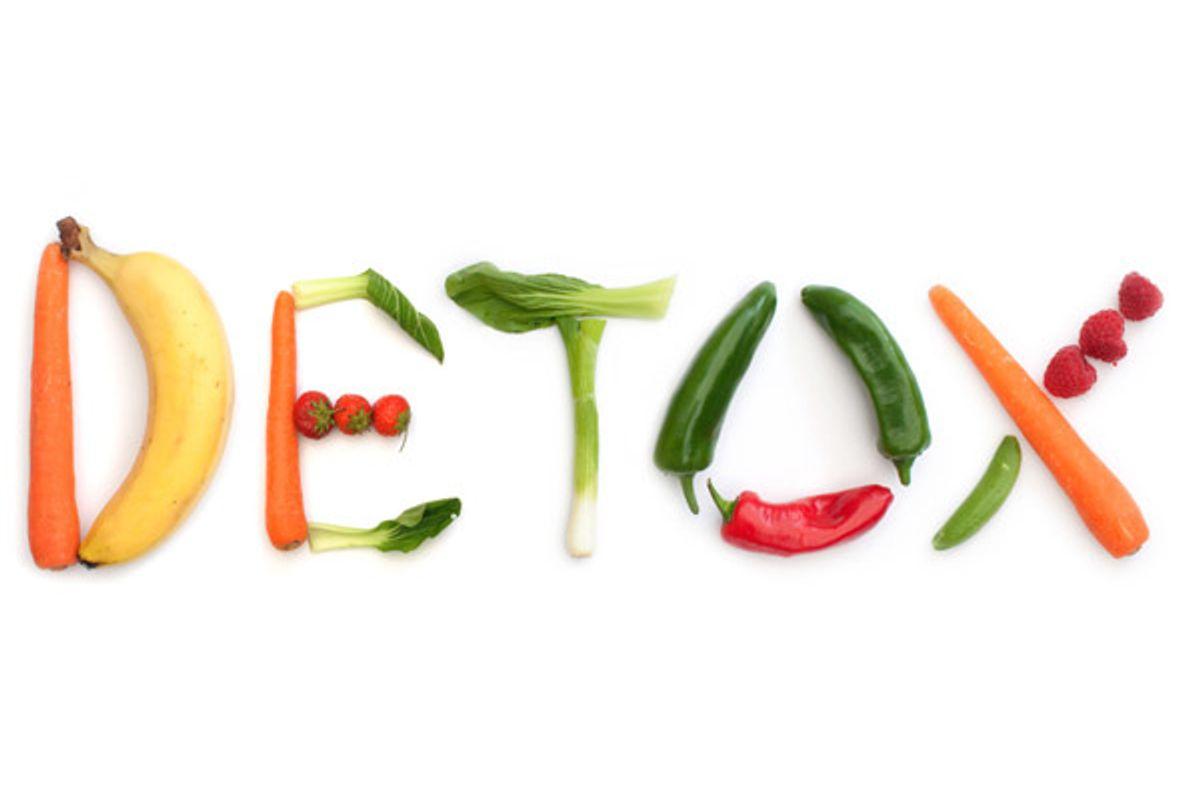 7-Day Detox Plan to Kick-start Your Metabolism