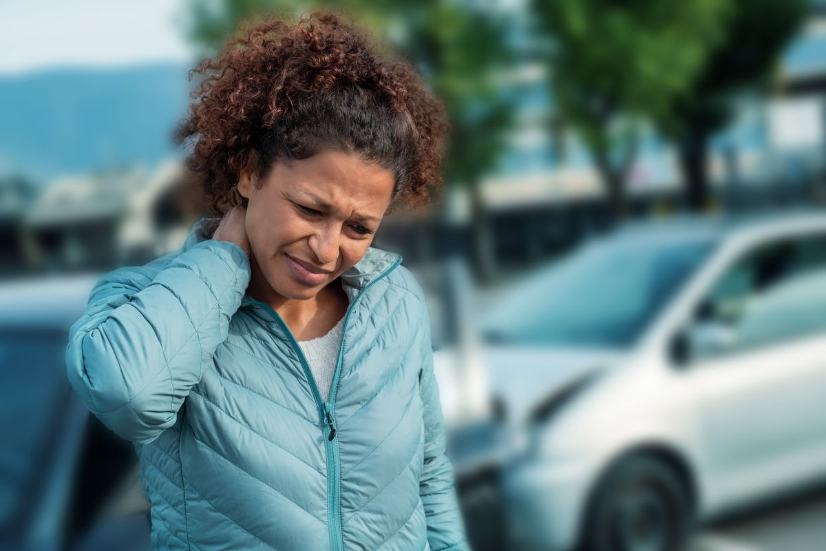 Chronic Pain: Move It to Lose It