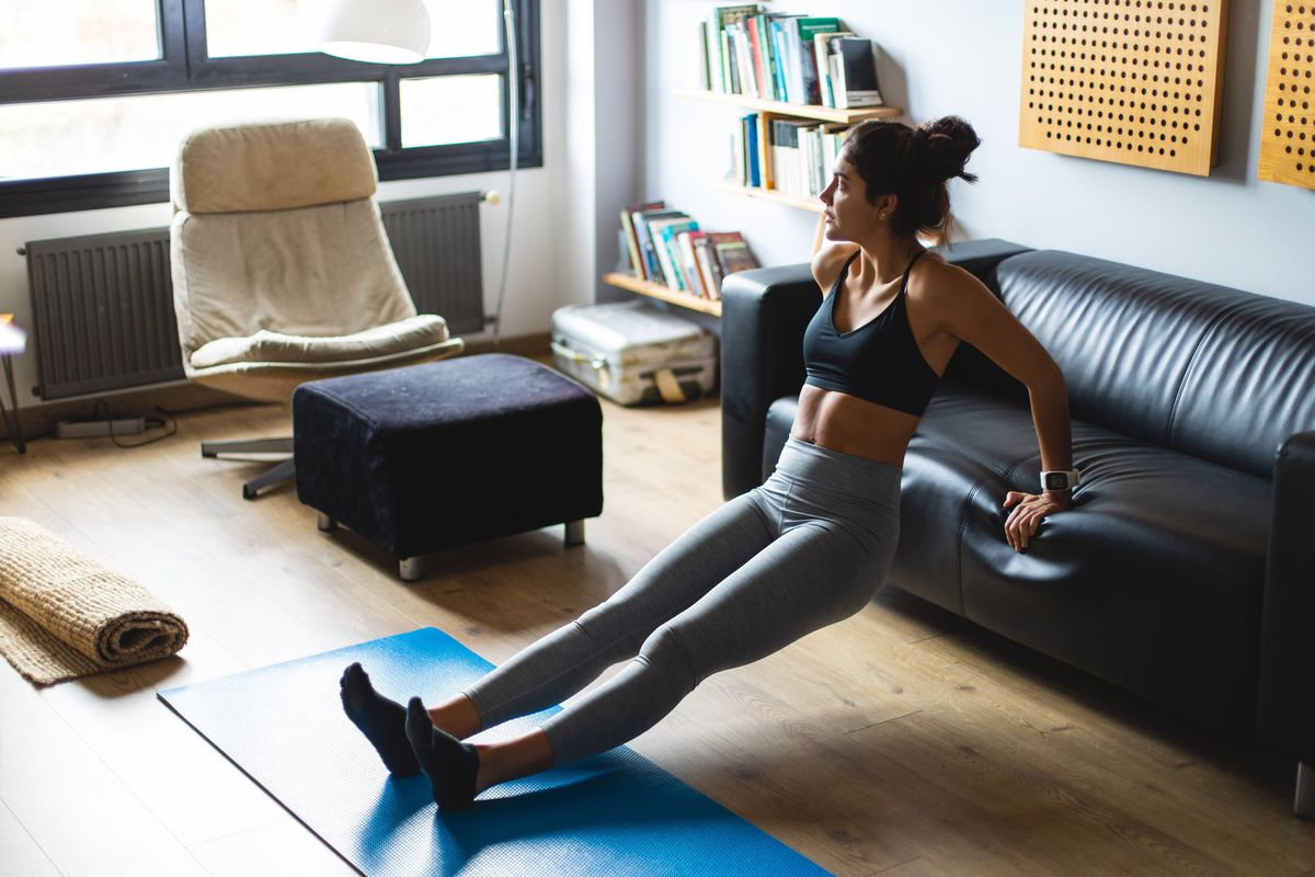 2-Minute Workouts: Exercises Even You Can Find Time For