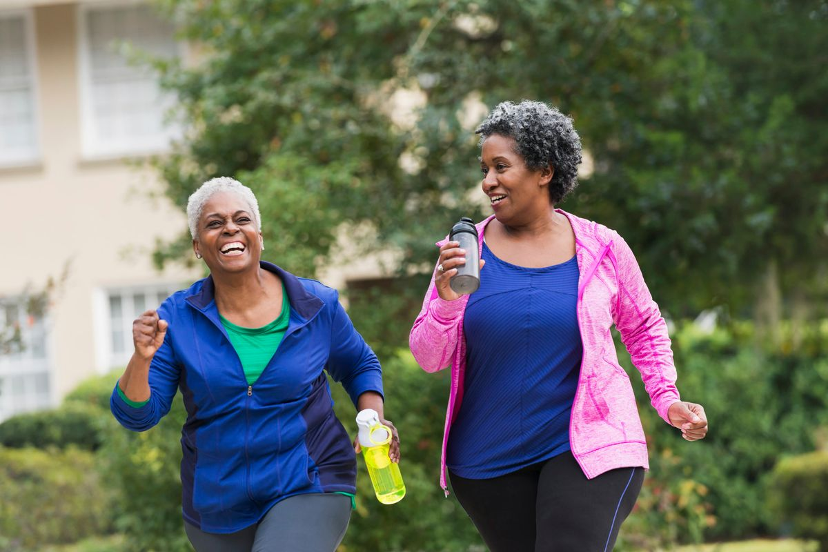 Speed Up Your Metabolism at Midlife