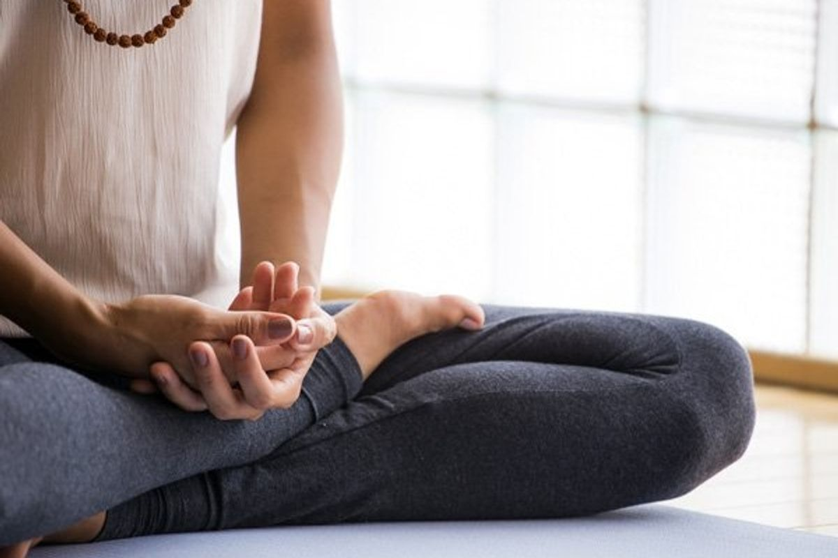 Meditation Tricks for Busy Bodies