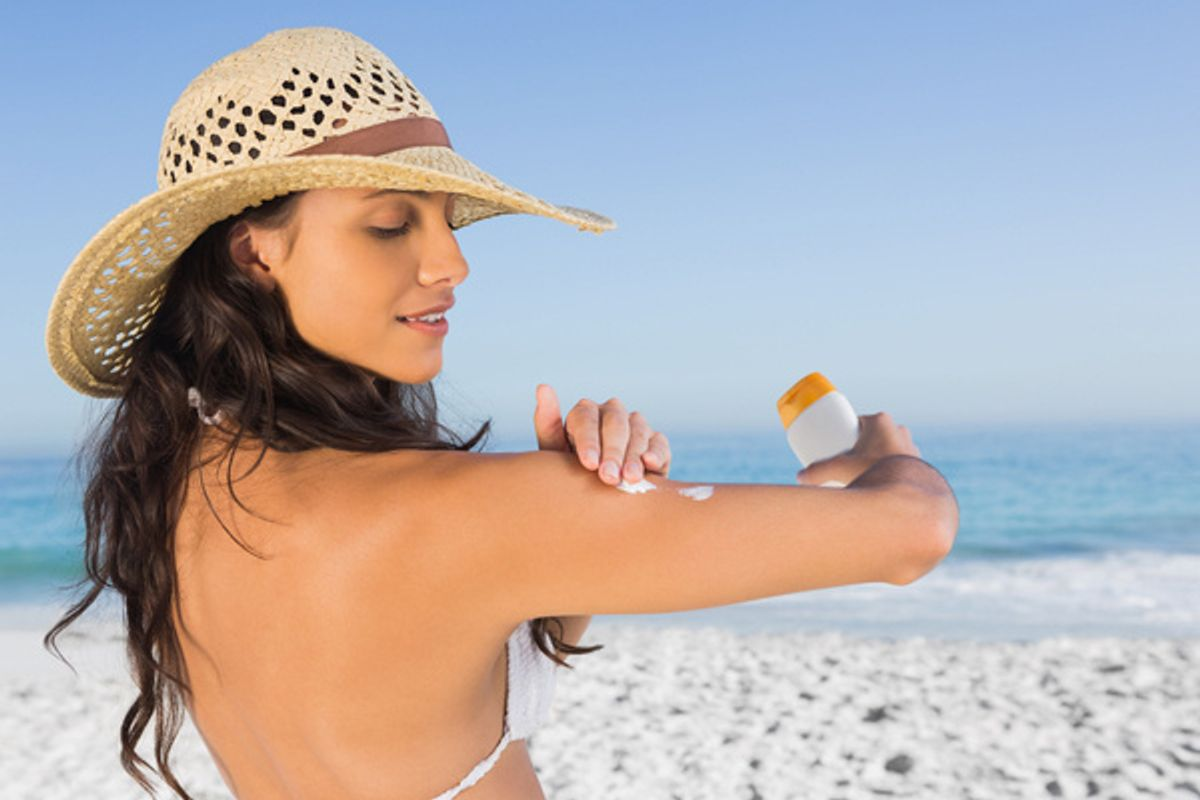 Why Using Sunscreen Is Not Enough