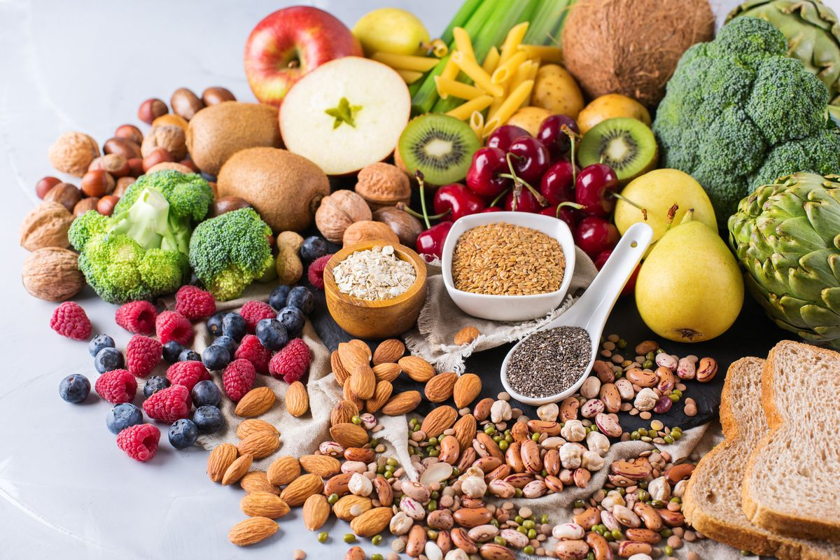 Fiber-Rich Foods May Cut Your Risk of Heart Disease