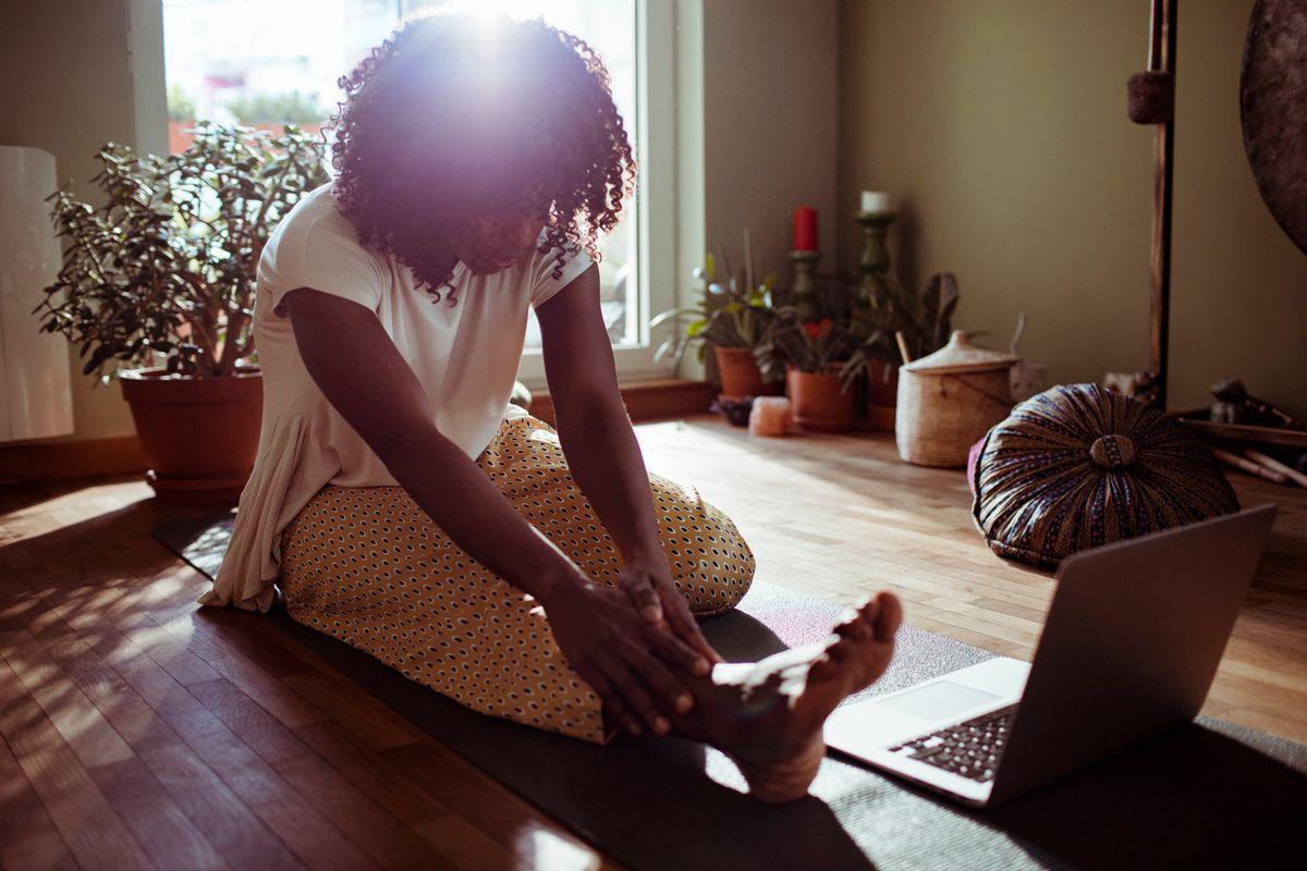 Namaste Noir: Yoga Co-Op Seeks to Diversify Yoga to Heal Racialized Trauma