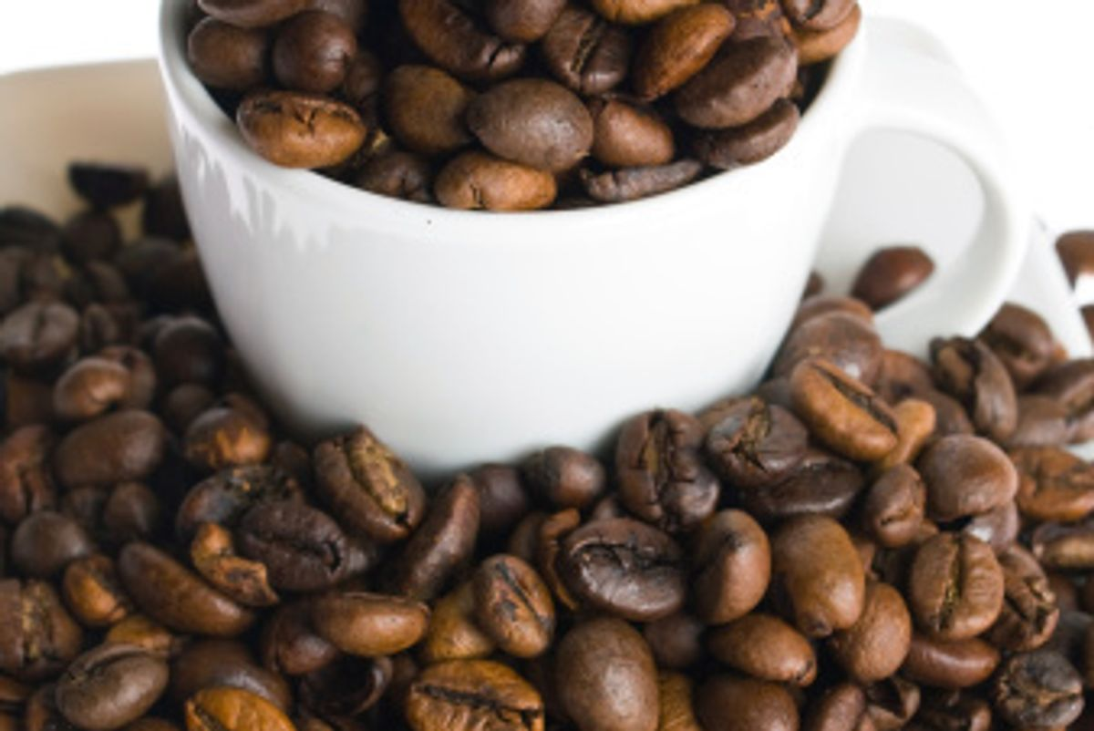 Drink Up Coffee's Health Perks