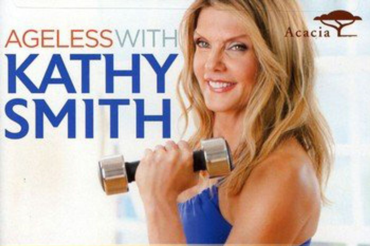 Fitness Icon Kathy Smith Dishes on Weight, Workouts and Turning 60