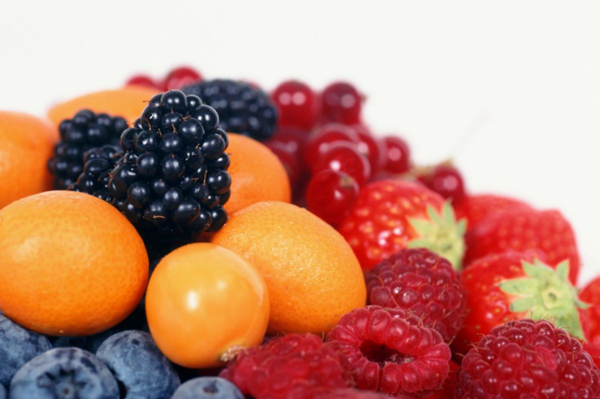 Foods Rich in Antioxidants for Healthy Aging