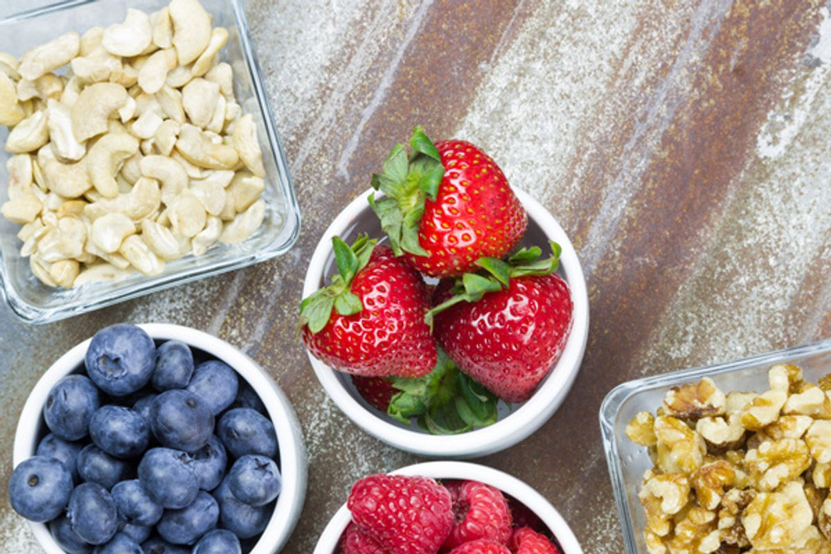 What Does a 100-Calorie Snack Look Like?