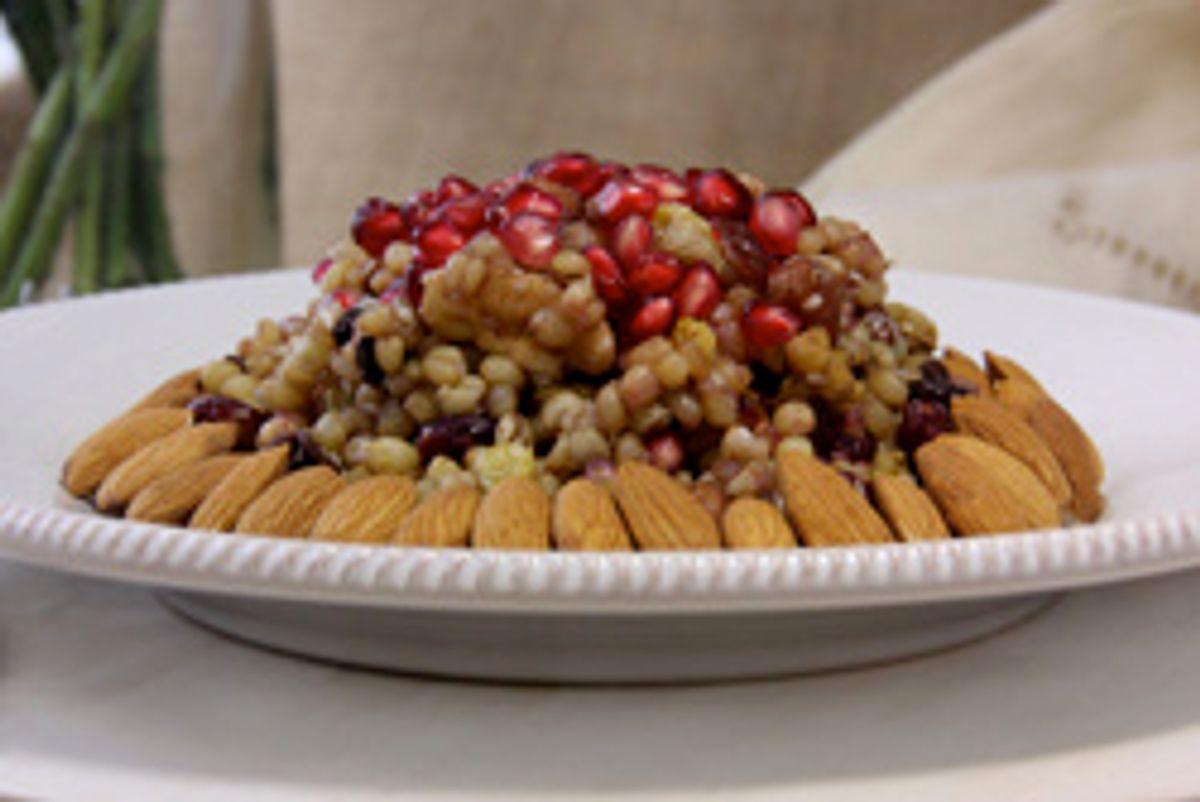 Maria's Homemade Wheat Berry Dessert