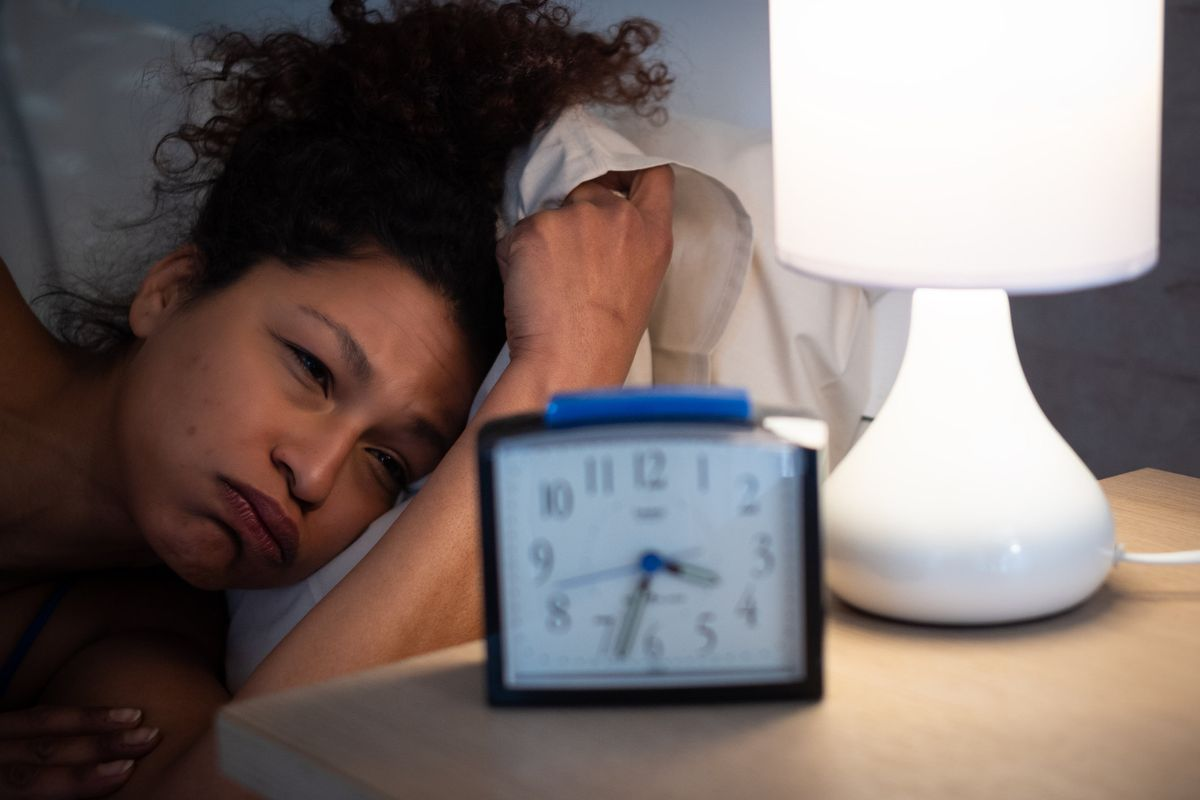 Can't Sleep Due to COVID-19 Stress?