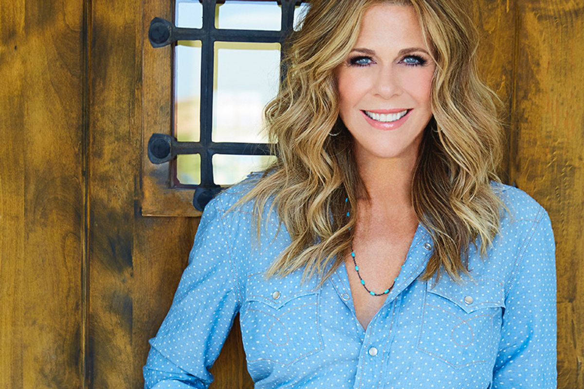 Rita Wilson Is on a Mission