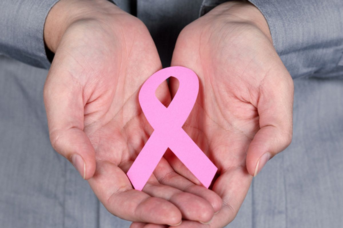 So You Think You Can't … Stay Up-to-Date on Breast Cancer?
