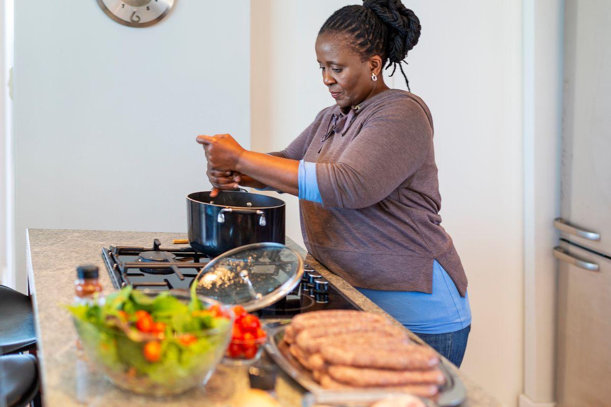 Eating Healthy at Midlife