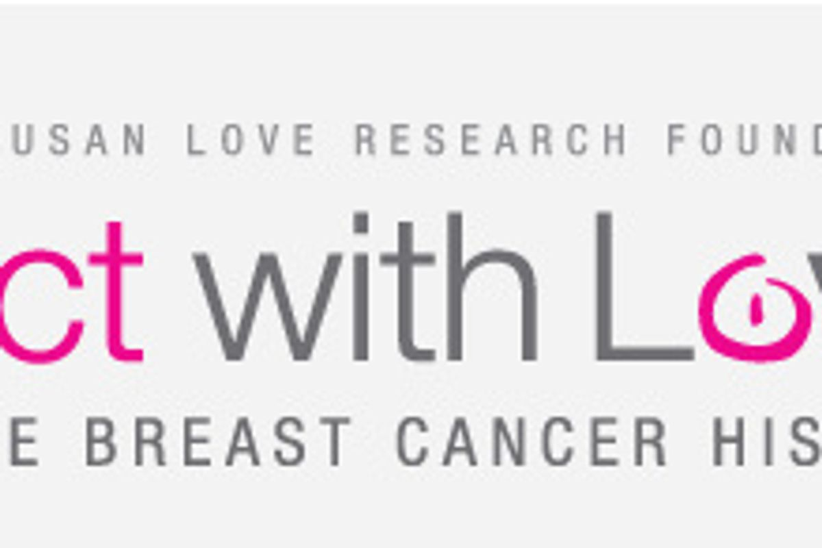 Act With Love and Make Breast Cancer History this October