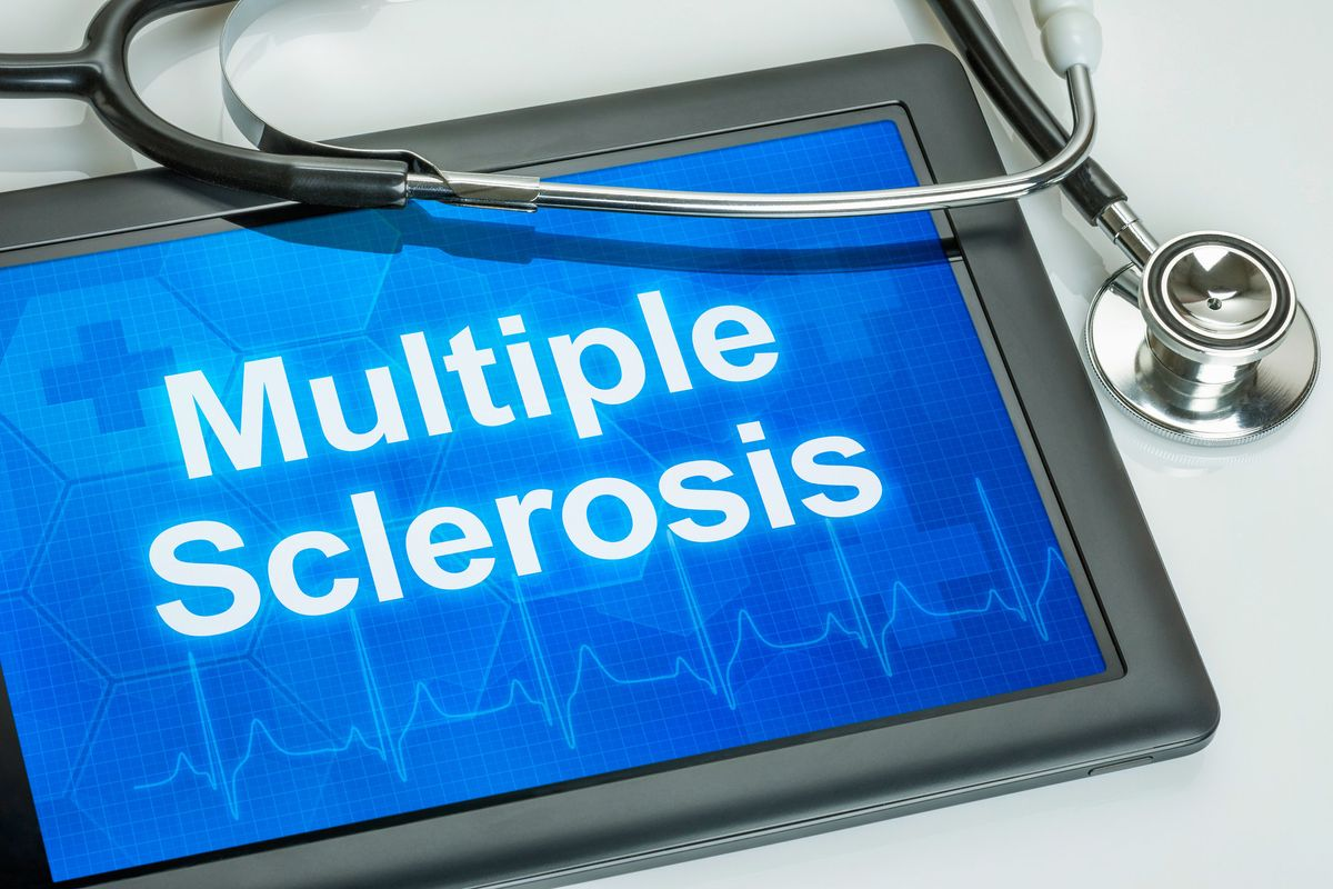 What are the various types of multiple sclerosis?